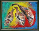Вюсал Рейн_Три жаренные рыбы